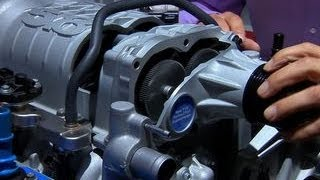 CNET On Cars - Car Tech 101: Turbos vs. Superchargers