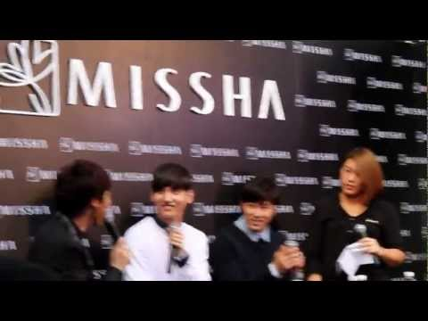 20130324 TVXQ in MISSHA Thailand Fan Meeting @ Digital Gateway Siam Square (Part 7)