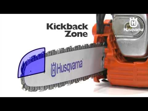 Husqvarna Chainsaw Safety Tips