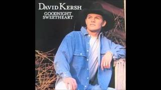 Watch David Kersh Breaking Hearts And Taking Names video