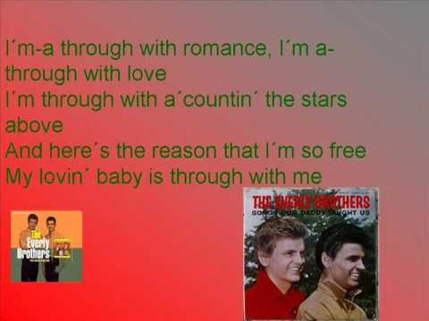 Simon And Garfunkel - Bye Bye Love