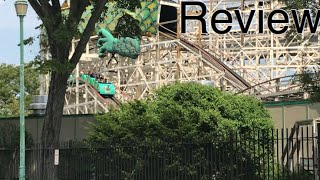 Dragon Coaster Review Rye Playland