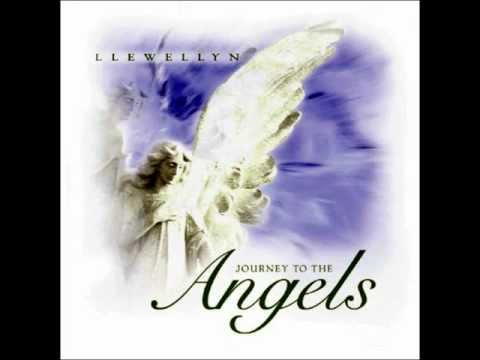 Llewellyn  Journey To The Angel (2001).wmv Reiki Music video