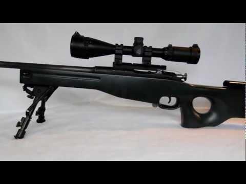 Custom mosin nagant sniper