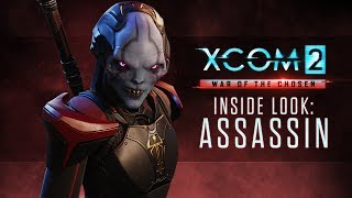 XCOM 2: War of the Chosen - Inside Look: The Assassin