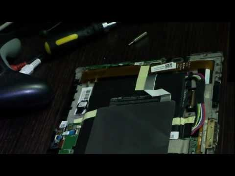 Blank or no display issue on the Asus Transformer - FIX