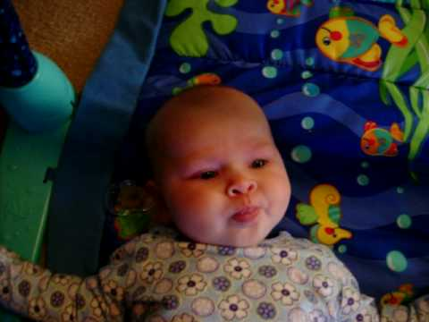 Pouting Baby Video Scared Baby Pouting