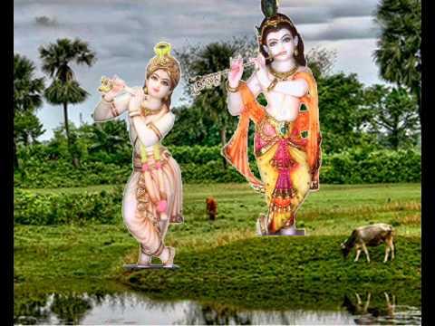 Sri Krishna Bhajan (Stotaas Adhorong Modhurang ) with Bengali...