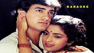 ghazab ka hain din karaoke hindi full song instrumental