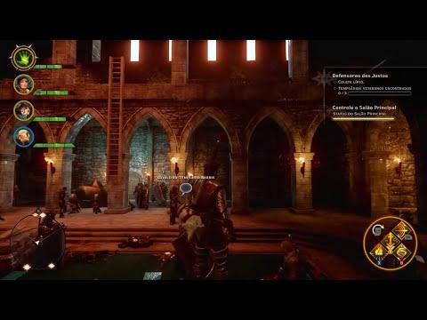 Vamos Jogar Dragon Age Inquisition - O Demônio da Inveja - Parte 10