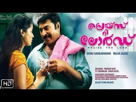 Mammootty's Next 'praise The Lord' video