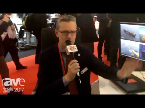 ISE 2017: Barco Introduces OpSpace