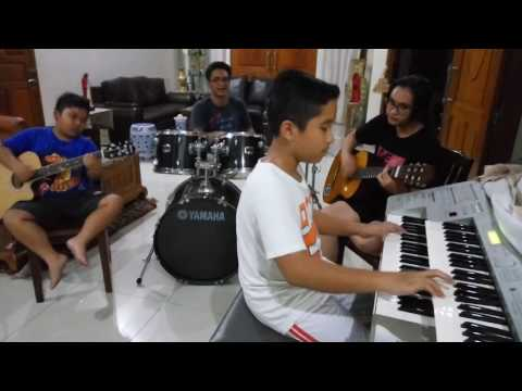 Mata ni ari binsar-marsada band covered by Petra n fiends