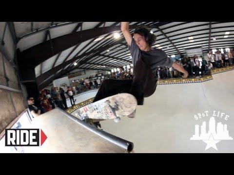 Nyjah Huston, Chris Cole, Shane O'Neill, & More at Johnny Romano Skate Jam: SPoT Life Episode 28