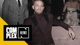 Conor McGregor Wants a Rematch With Floyd Mayweather
