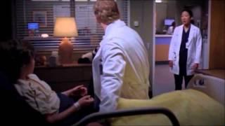 Grey's Anatomy 9x22 Owen & Ethan's Accident