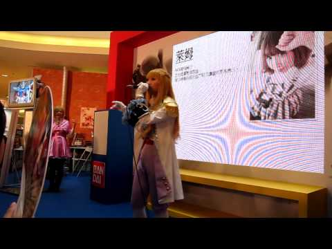 Gunpla Expo 2011 Live 萊姆 - Rhythm Emotion video