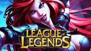 LEAGUE OF LEGENDS : A PRIMEIRA MEIA HORA