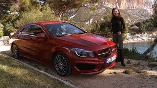 Mercedes-Benz TV_ Torie discovers the new CLA
