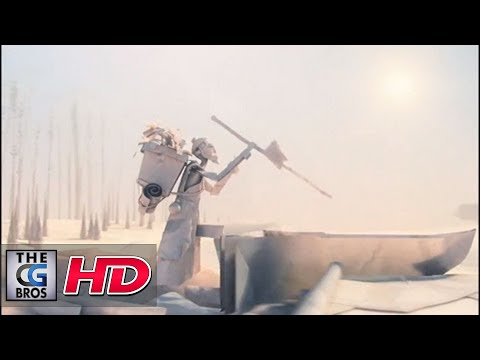 """CGI Animated Spot HD: """"GE Curing"""" by Naive"""