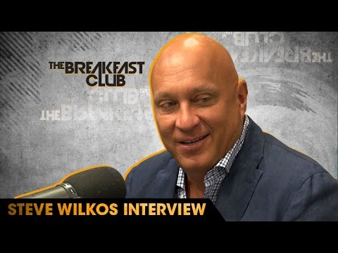 Steve Wilkos Interview With The Breakfast Club (9-20-16)