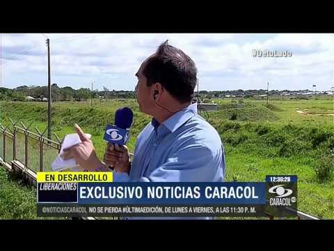 Así fue la liberación de dos soldados secuestrados en Arauca - 25 de Noviembre de 2014
