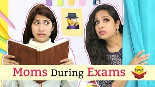 Types of MOM's During EXAMS .. | #Students #Sketch #Roleplay #Anaysa #ShrutiArjunAnand
