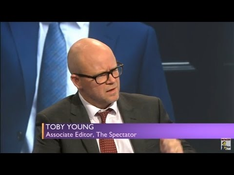 Toby Young: Everyone's wrong about tax credits cuts apart from George Osborne (Daily Politics)