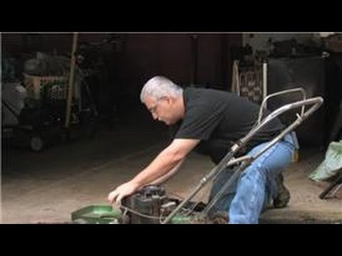 How to Replace the Pull Cord on a Lawn Mower | eHow.com