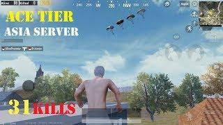 Perfect Gameplay by Biu | PUBG Mobile | 31 Kills Solo vs Squad