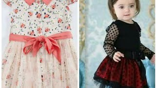 Top Creative Baby Frock girls clothes desgin kids