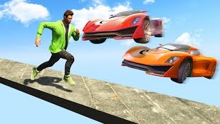 99% IMPOSSIBLE TO SURVIVE THIS DEATHRUN! (GTA 5 Funny Moments)