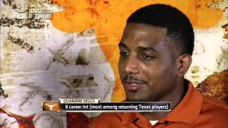 Quandre Diggs LHN Media Days interview [July 25, 2014]
