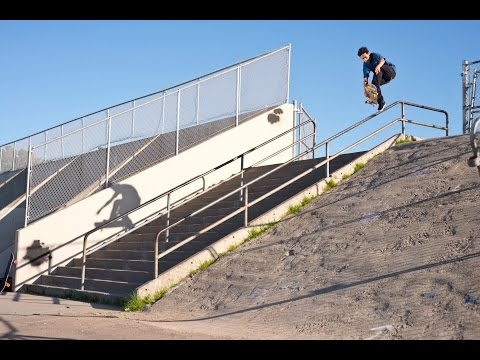 Jimmy Cao - X Games Real Street 2015