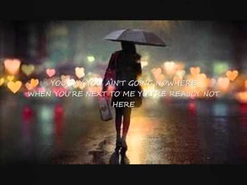 I'm sorry, But I'm walking Away.(Lyrics)