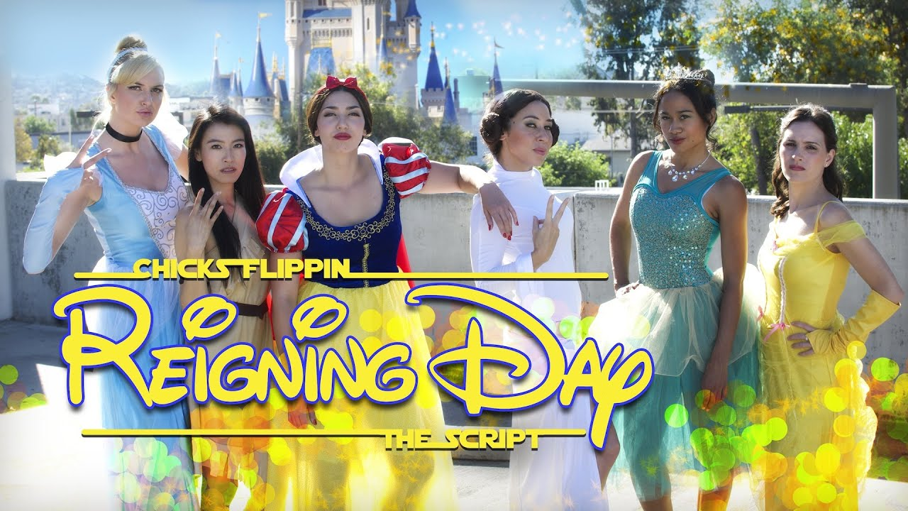[Chicks Flippin' the Script- Reigning Day (Training Day/Disne...] Video