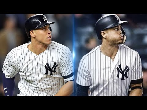 """Giancarlo Stanton x Aaron Judge 