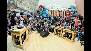 X-Ecutioners vs Russian Scratch Crew. 3×3. Battle of The Gods. V1 Festival 2017