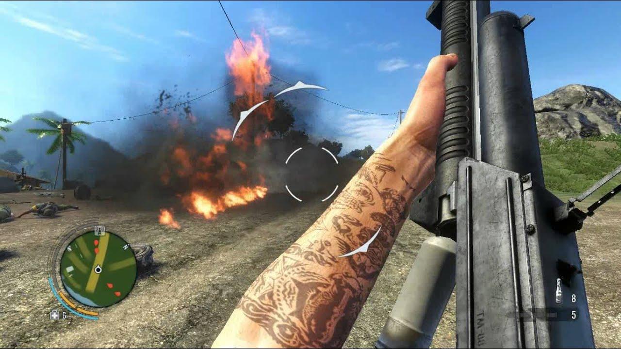 far cry 4 how to use explosive arrow