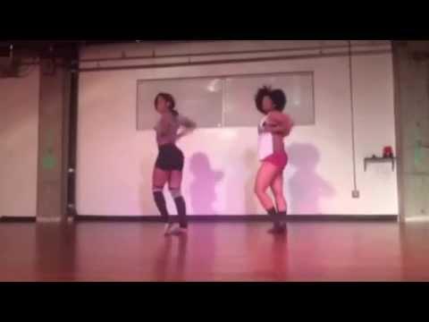 Porn Star   @AugustAlsina   Dance Choreography by @Naydotstar & @TheMissLa