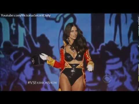 The Victoria's Secret Fashion Show 2012 Opening Scene - Full 1080p Hd video