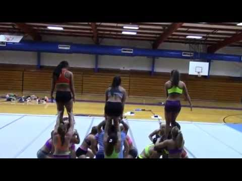 2014 NCA College National Champion Blinn College Cheer Highlight Video