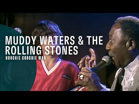 Muddy Waters&The Rolling Stones - Hoochie Coochie Man (Live At Checkerboard Lounge)