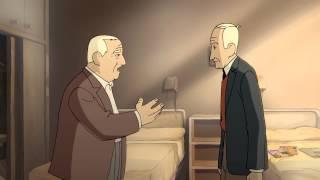 Морщинки мультфильм трейлер