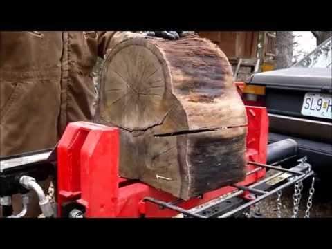 Best log splitter Unbeatable Price! Dual Direction