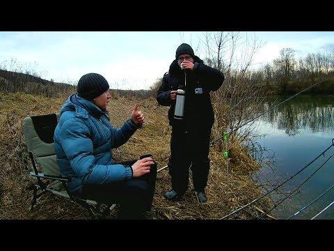 Первая рыбалка на ФИДЕР в 2018 году. (LiveFishing)