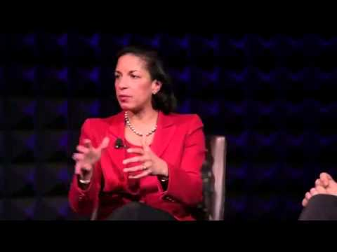 Susan Rice Talks About US Strategic Interests in Africa - New Yorker