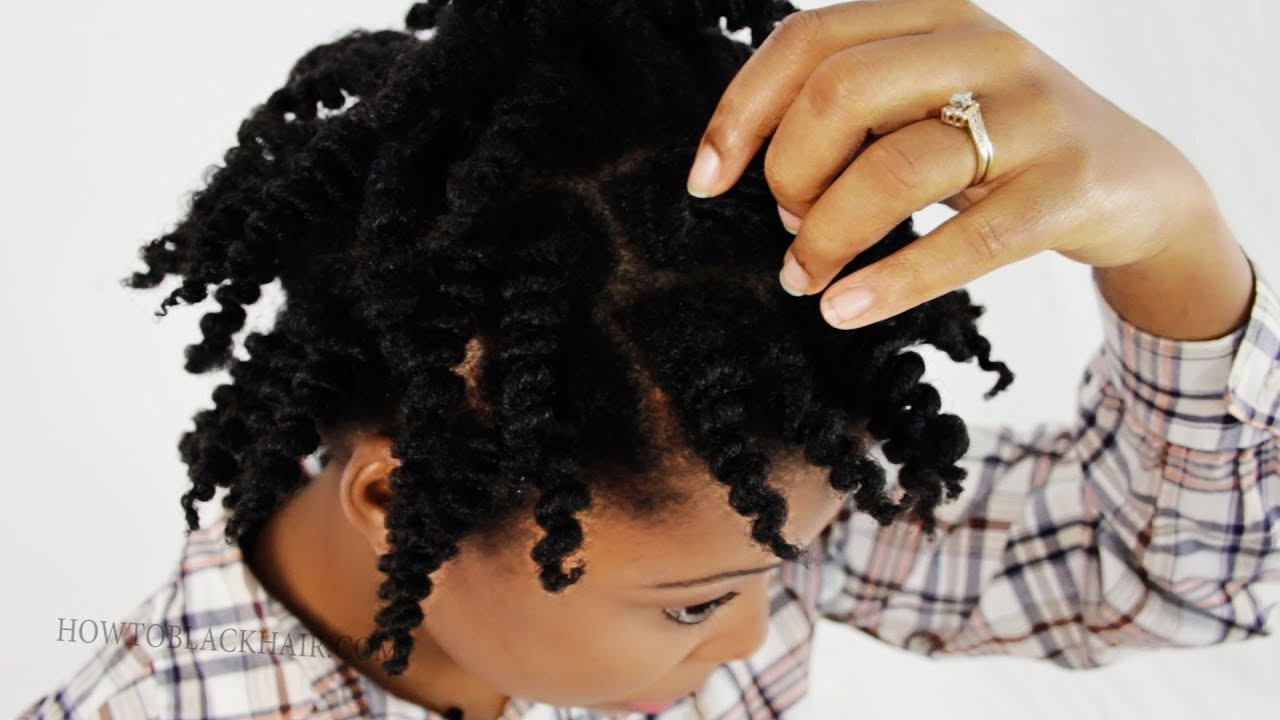 How Twist Natural Hair Twist Out Natural Hair 2