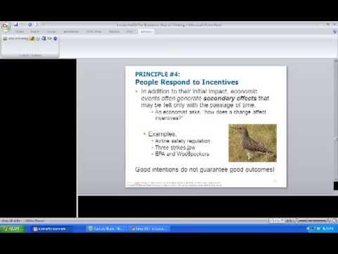microeconomics study chapter 1