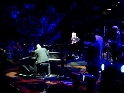 Elton John & Billy Joel -